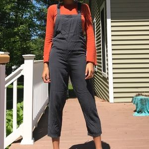 Urban Outfitters Shapeless Overalls